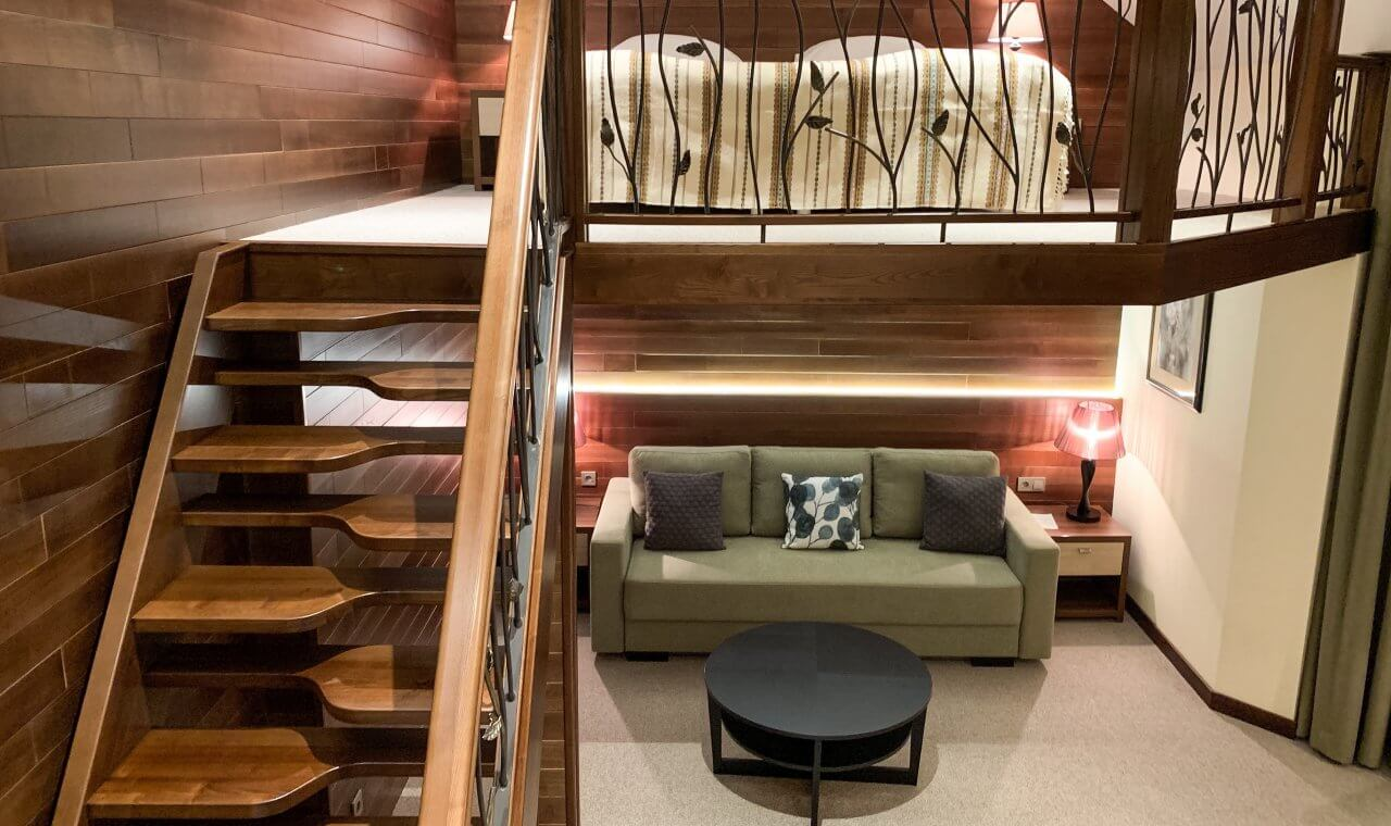 знижки на проживання у номерах готелю Бескид