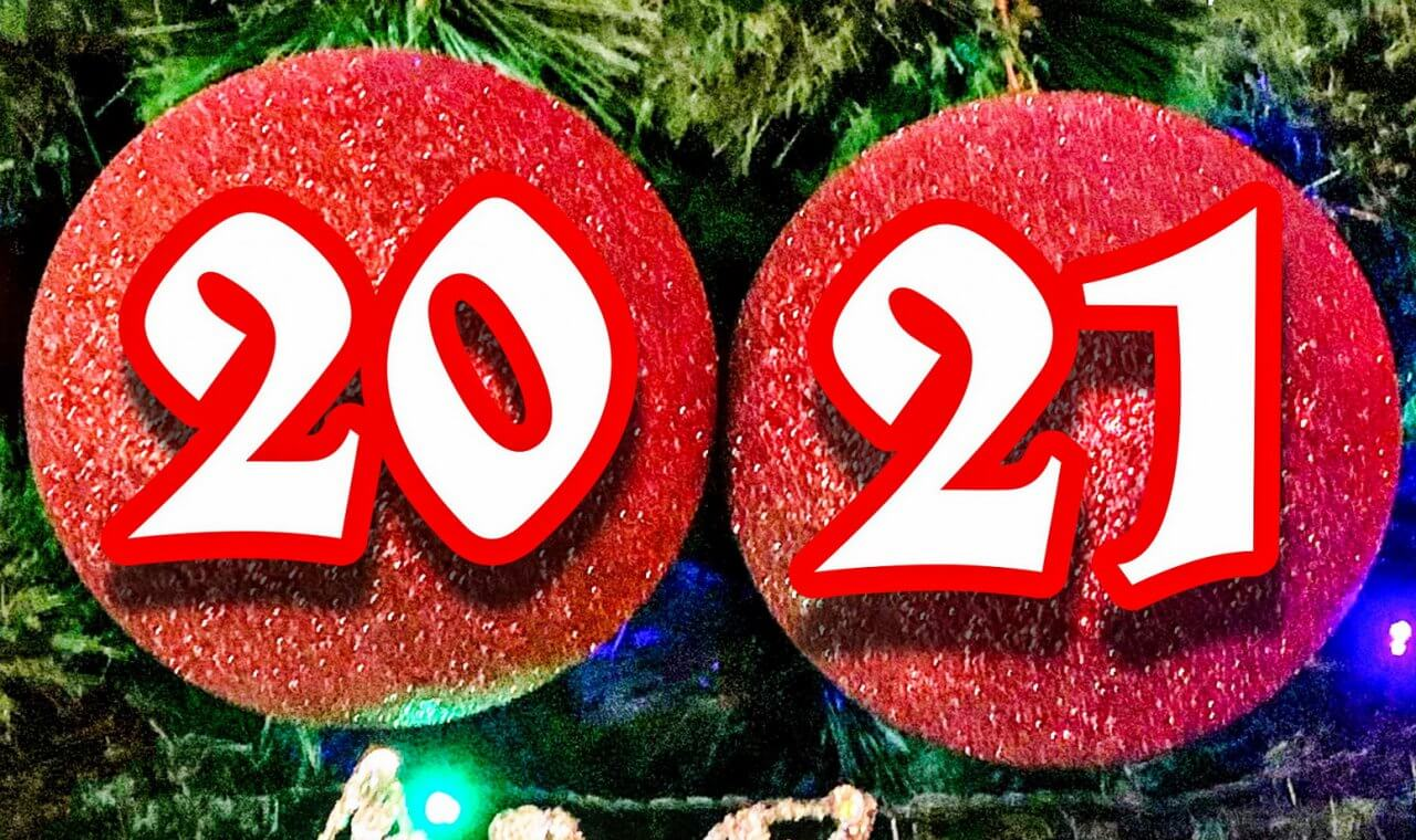 New Year 2021 in Beskyd