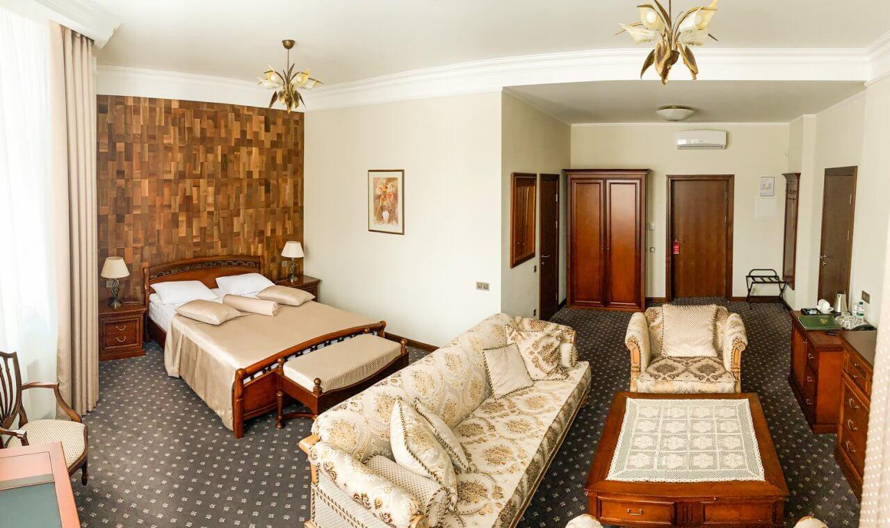 room Beskyd Suite
