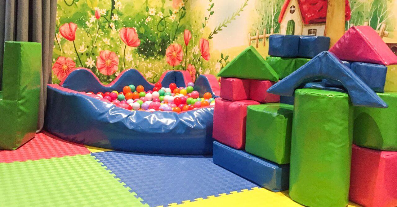children's room in the Beskyd hotel