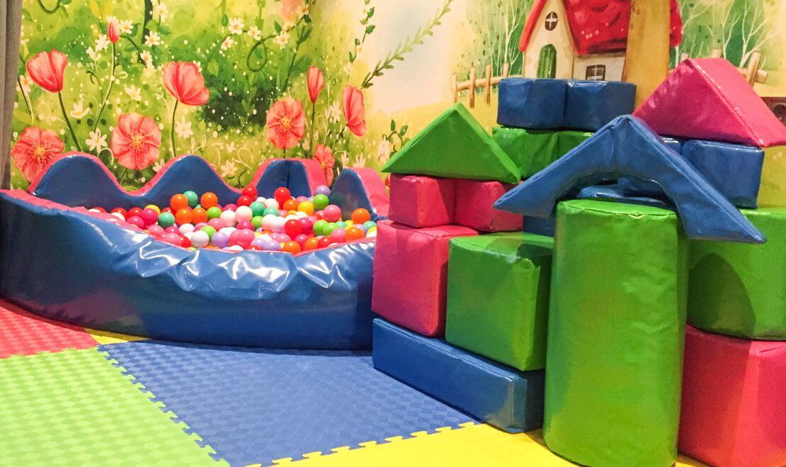 детская комната, отель бескид