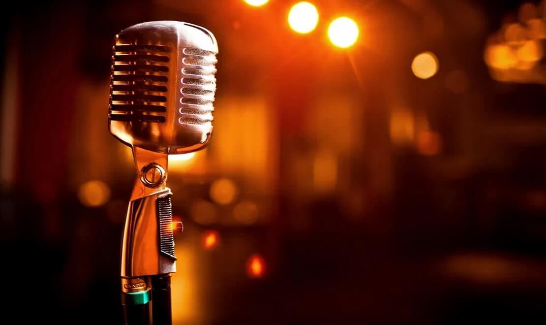karaoke hall at the Beskyd hotel